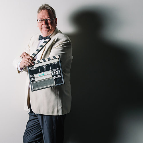USQ Film and Screen Production Senior Lecturer Daryl Sparkes