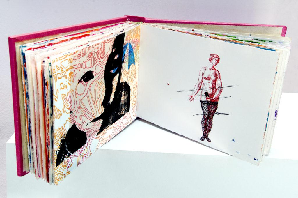 USQ Printmaking – Kaitlyn Crist