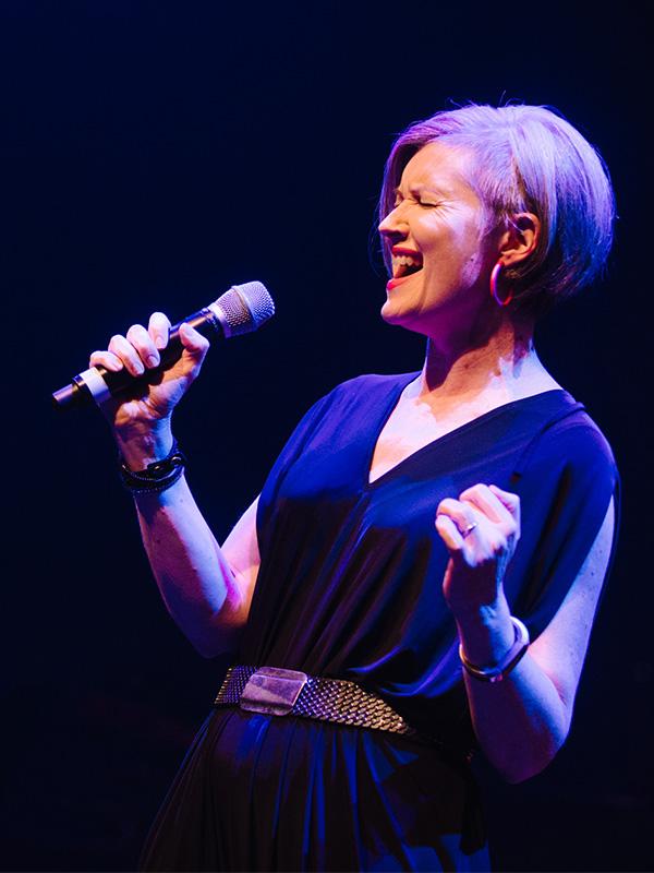 USQ Music Lecturer Singing