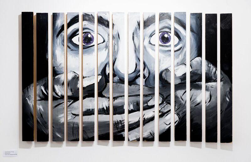 USQ Painting Studio – Taylor Romeyn