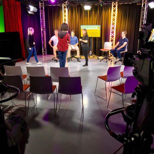USQ Television Production