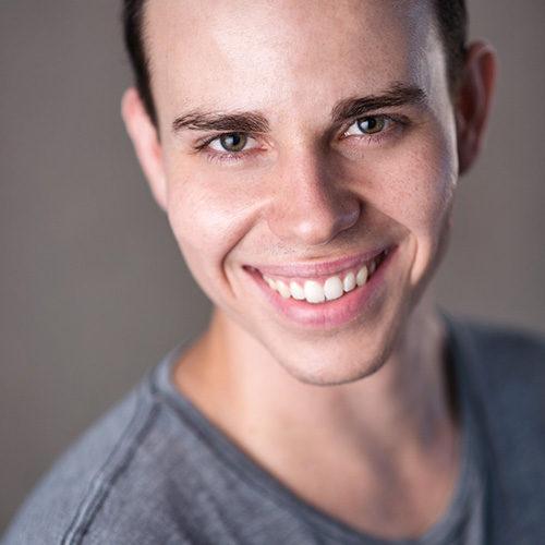 USQ Theatre Alumnus - Brodie Greenhalgh