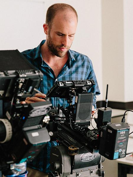 USQ Alumnus Film and Screen Production - Daniel Maddock
