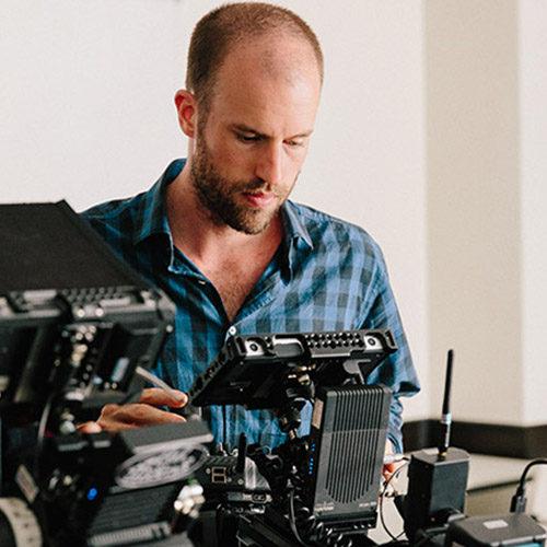 Film and Screen Production Alumnus - Daniel Maddock