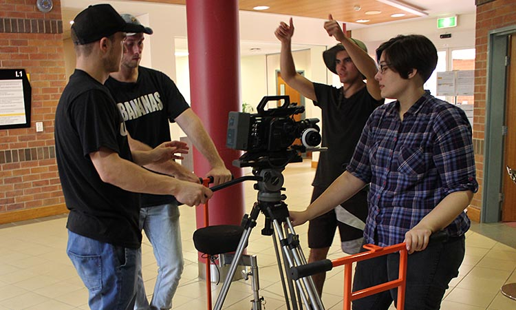 USQ Film and Screen Production - Film Production Major