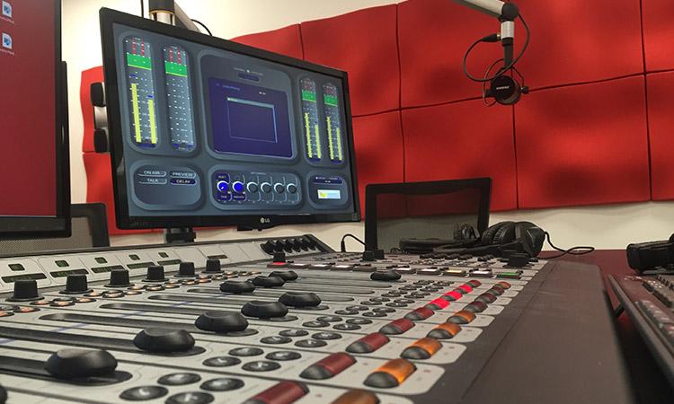 USQ Radio Production Major