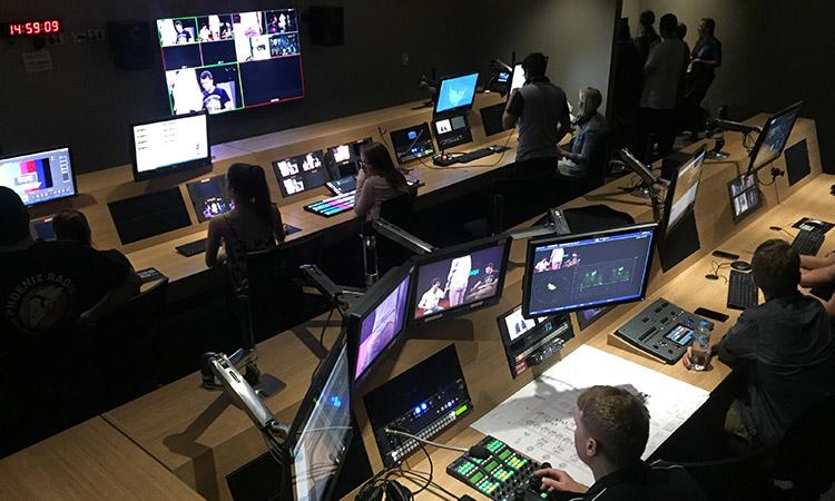 USQ TV Production Major