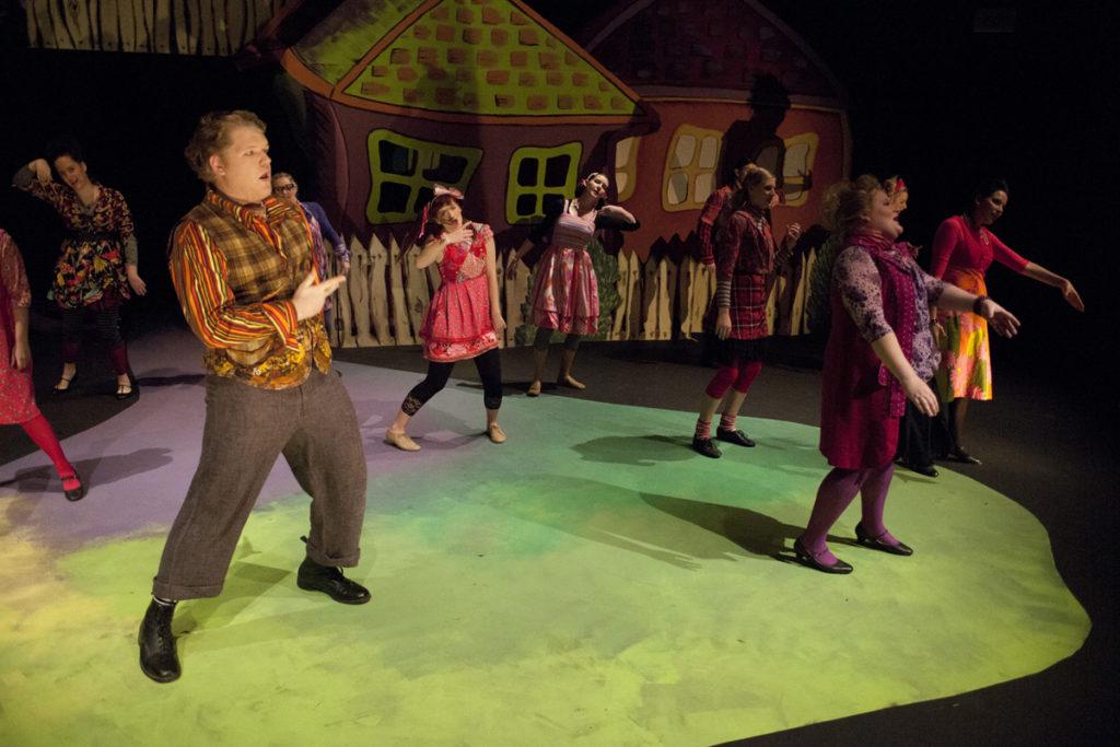 USQ Theatre Student Performance – Ivy