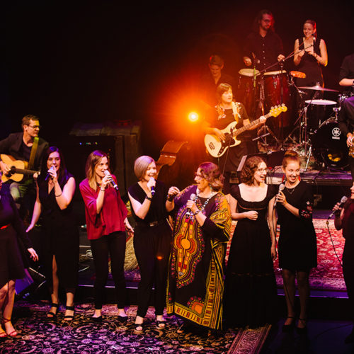 USQ Music Students – Showcase Performance 'Something in the Water'
