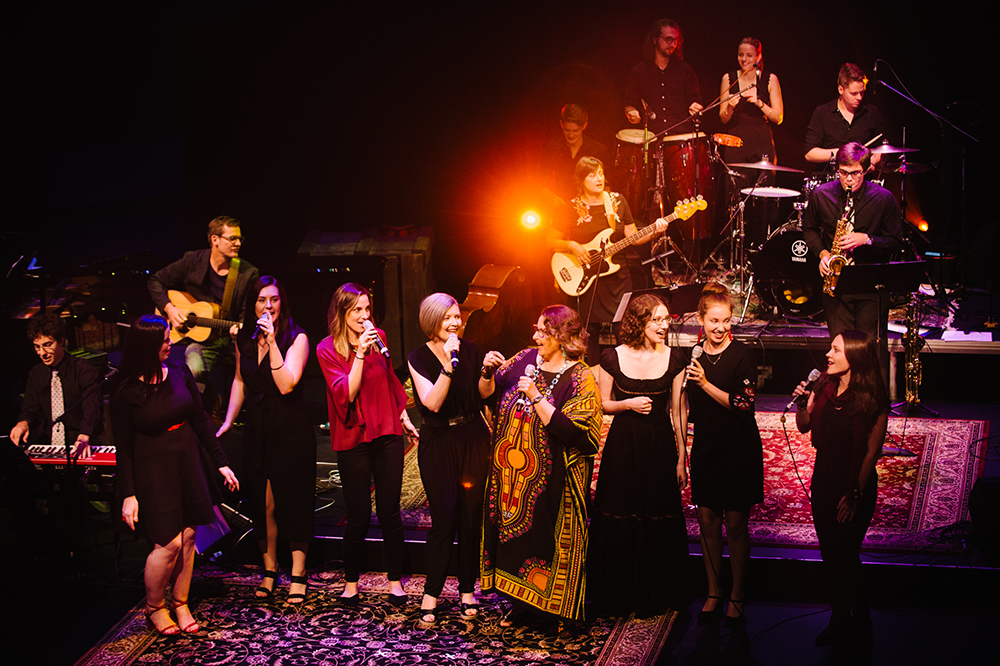 USQ Music Students - Showcase Performance 'Something in the Water'