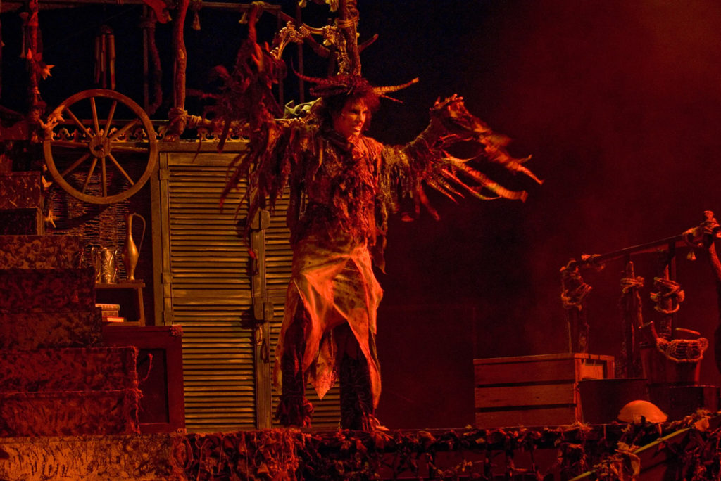USQ Theatre Student Performance – Tempest