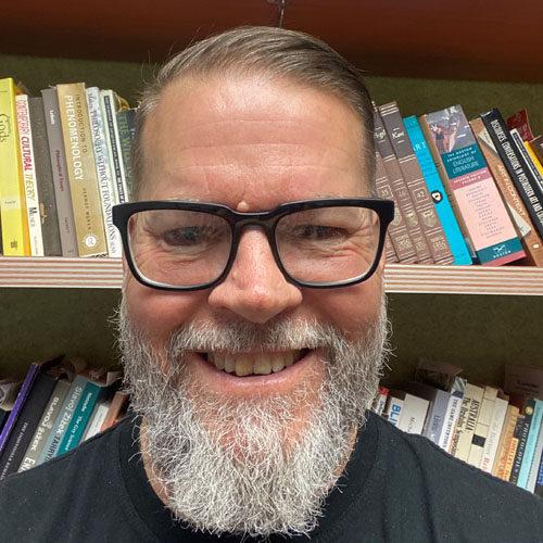 USQ Lecturer David Akenson