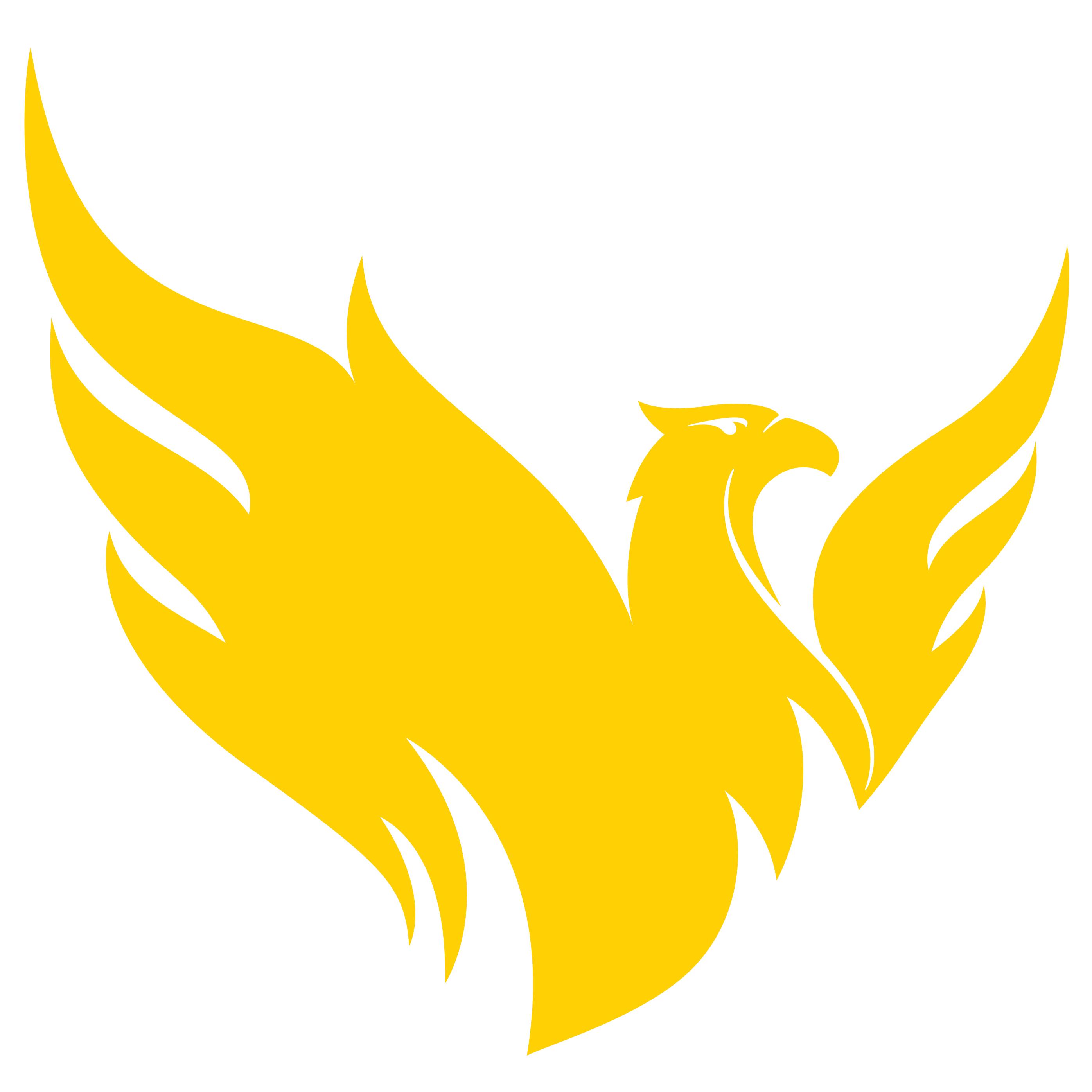 USQ Logo Yellow